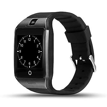 InterActive SmartWatch Q18 - Reloj inteligente con Bluetooth ...