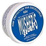 Invisible Dog Boots Wax-Based Cream Mushers Secret Size:200 gram Packs:Pack of 2