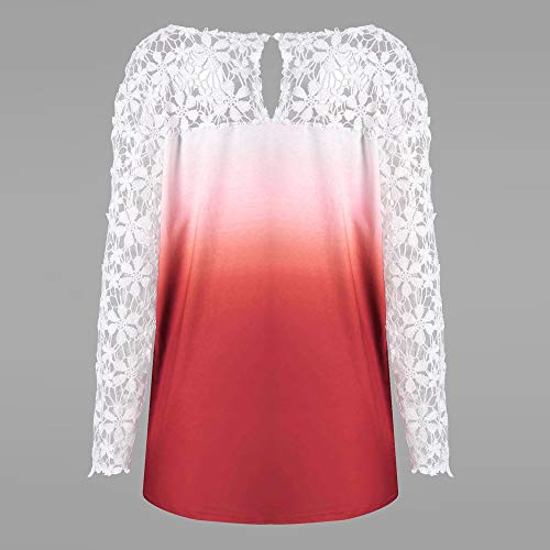 Blouse Shirt Capuche Sweat Longues Imprime Cerf Manches Sunnywill Rouge Femmes Zippe pour 6A5UYq6fW