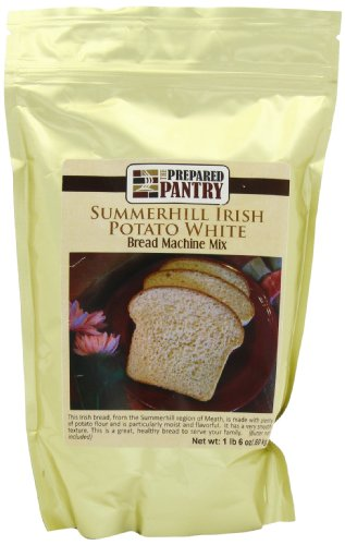 The Prepared Pantry Bread Machine Mix, Summerhill Irish Potato White, 22 Ounce ()