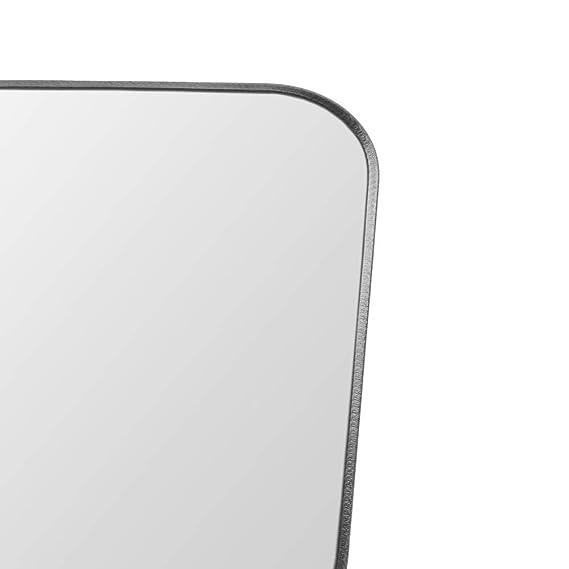 PrimeMatik Konvexen Spiegel Sicherheit Signalisierung rechteckigen 80x60 cm