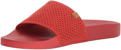 Dr Micro Perforated Women Palm Sandal Slide Paprika Scholl Shoes A80rwvqAT