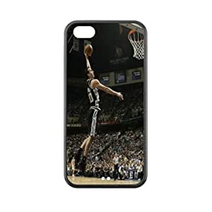 Exclusive Manu Ginobili plastic hard case skin cover for iPhone 5C AB938217 hjbrhga1544