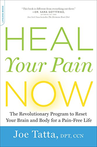 heal your pain now the revolutionary program to reset your brain and body for a painfree life
