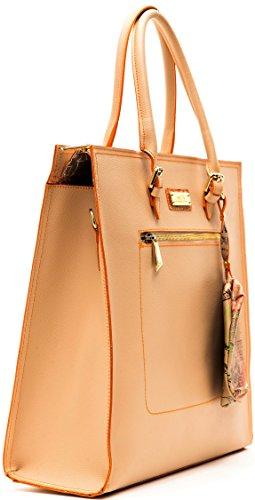 Borsa Borsetta Spalla Tracolla Donna Sabbia Safari Alviero Martini Bag Woman Beige BALI117D001B