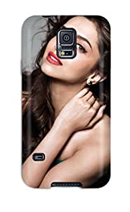 Slim Fit Tpu Protector Shock Absorbent Bumper Deepika Padukone Bollywood Actress Case For Galaxy S5