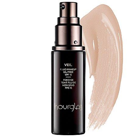 Hourglass Veil Fluid Makeup Oil Free SPF 15 No. 2 - Light Beige