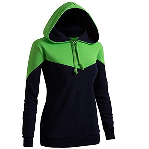Xinantime Women Casual Hoodie Blouse Winter Long Sleeve Outwear Coat Tunic Zipper Down Pullover Jumper Tops