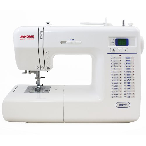 Janome 8077 Computerized Sewing