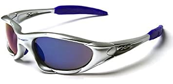 X-Loop Extreme Sunglasses - New 2012 Ski Season - Full UV400 Protection (UVA & UVB) - Perfect for Ski / Snowboard / Sports / Cycling / Fishing / Biking - Unisex Sports Sunglasses 8Bbrn