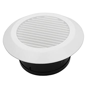 Extractor Fan 150mm Mount Dia ABS Ventilation Grill Ceiling Air Vent: Amazon.com: Industrial & Scientific