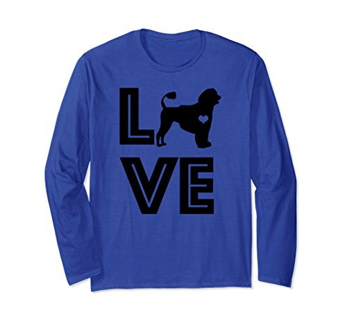 I Heart Dogs Portuguese Water Dog Pet Lover Gift G002554 ()