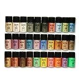 NYX Cosmetics Loose Pearl Eyeshadow Pigment 30 Colors