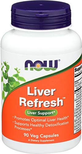 Now Foods, Liver Refresh, 90 Capsules