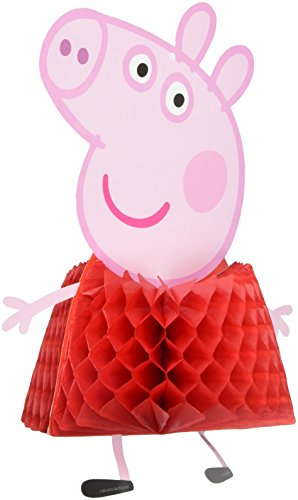 Honeycomb Decorations | Peppa Pig Collection | Party Accessory -