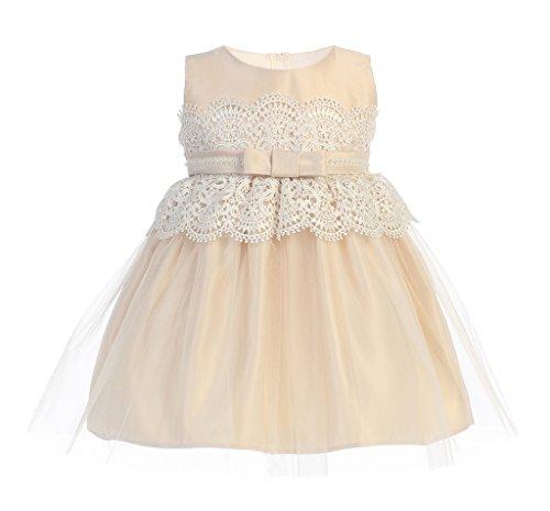 customized flower girl dress - 3