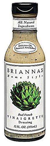 Briannas Home Style Dressing Real French Vinaigrette -- 12 fl oz