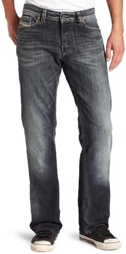 Diesel Men's Viker Regular 0885K Slim Straight-Leg Jean