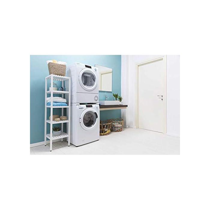 417Po7NEyyL Haz clic aquí para comprobar si este producto es compatible con tu modelo Puerta XXL, grande y alta: Di adiós a los dolores de espalda mientras introduces la colada en la lavadora Lavadora conectada a NFC: Conecta tu lavadora con la App Simply-Fi y consigue unos ciclos optimos de lavado