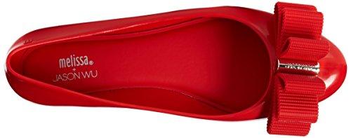 Mujer Doll Bow Red para Rojo Bailarinas Jw Melissa x5XwRAq4W