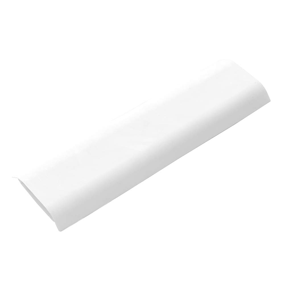 White TOPBATHY Cable Management Box Power Strip Cover Floor Cable Cord Wire Protector Cover for Home Office