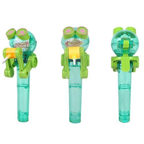[해외]메도 창조적 먹는 롤리팝 로봇 막대 사탕 홀더 재미 있는 롤리팝 스탠드 케이스 감압 장난감 아이 / MYEDO Creative Eating Lollipop Robot Lollipops Holder Funny Lollipops Stand Cases Decompression Toys for Kid