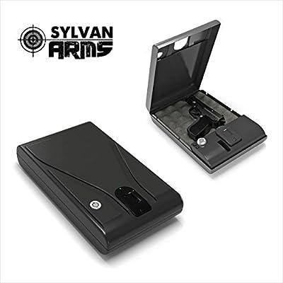Sylvan Arms Fingerprint Vault Biometric Handgun Gun Pistol Jewelry Safe from Sylvan Arms
