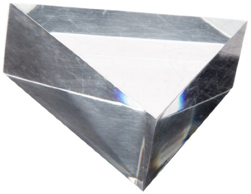 American Educational Acrylic Equilateral Prism, 3