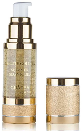 ABSOLUTE-GOLD-24K-SHIMMER-GLOW-FLUID-24-Karat-Gold-SILK-PEPTIDES-and-HYALURONIC-Acid-Excellent-for-all-skin-types-1-floz-30-ml
