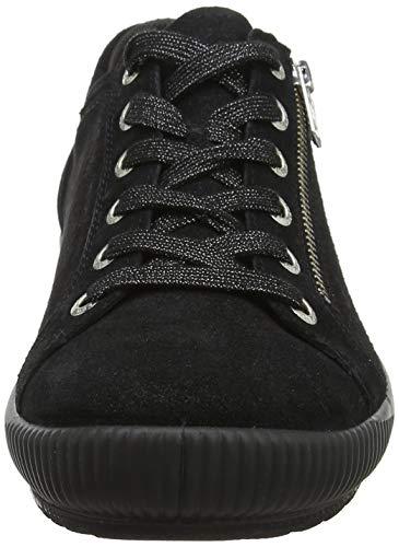 Zapatillas Legero 01 01 Mujer Para Negro Tanaro schwarz UwxqPwBA