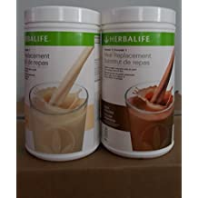 Herbalife Formula 1 Shake Mix 750g (2 pack) Combination, Buy 2 and Save !!! MESSAGE US WITH FLAVOR SELECTION! ( Dutch Chocolate, French Vanilla, Cookies n Cream, Wild Berry and Cafe Latte )