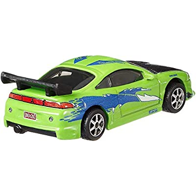 Hot Wheels Mitsubishi Eclipse: Toys & Games