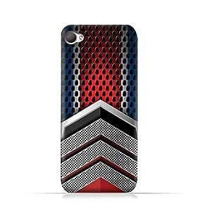 AMC Design HTC Desire 12 TPU Silicone Protective case with Geometric Mesh Pattern Design