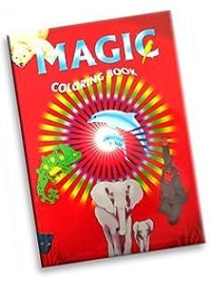 zauber malbuch fr kinder v1233 zaubertricks zaubern coloring book - A Fun Magic Coloring Book