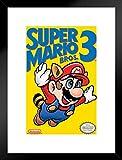 Pyramid America Super Mario Bros 3 Nintendo NES