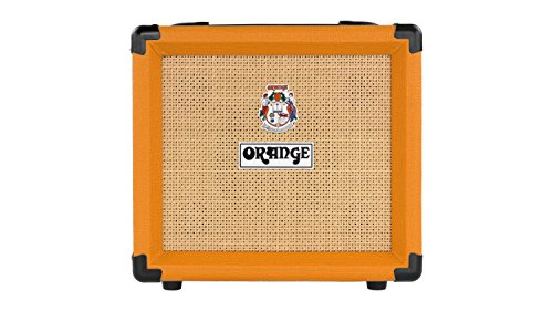 Orange Amp Crush Guitar (Orange CRUSH12 | 12Watt Guitar Amp Combo Orange)