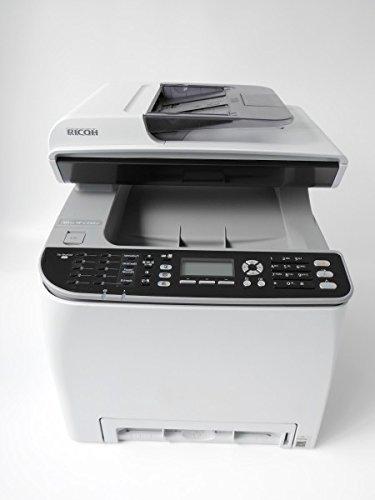 Ricoh Aficio SP C242SF Impresora multifunción escaneado Print Fax ...