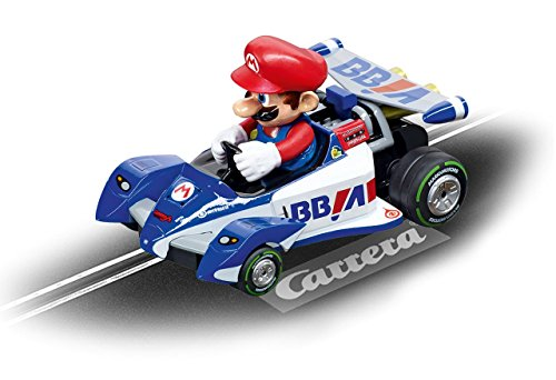 Carrera 64092 GO!!! Mario Kart Circuit Special - Mario Slot Car (1:43 ()