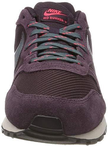 Se faded Scarpe Uomo burgundy Ash Md Spruce Runner string Nike 2 Multicolore 600 Running vntZqxwF