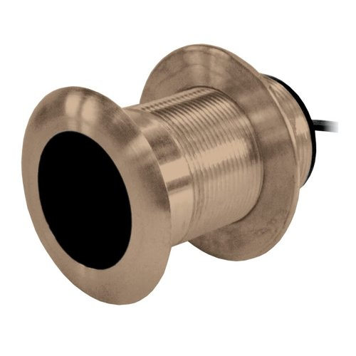 GARMIN 010-10182-01 50/200KHZ LOW PROFILE BRONZE DEPTH/TEMP For Sale
