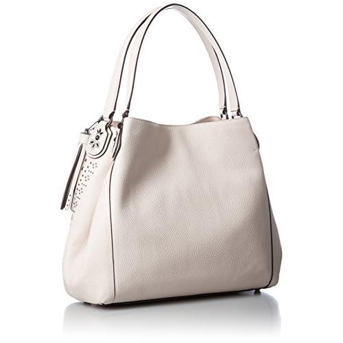 coach hobo handbags outlet g28b  outlet COACH Bandana Rivets Edie 31 DK/Chalk Handbags