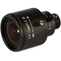 2.8-12mm 1/3 F1.4 CCTV Video Vari-focal Zoom Lens for CCTV Security Camera