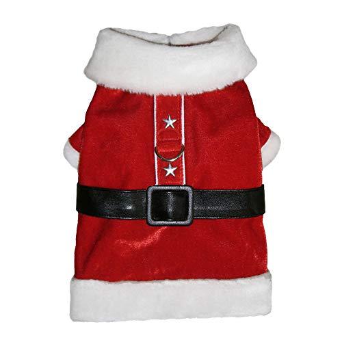 Santa Paws Dog Coat-M