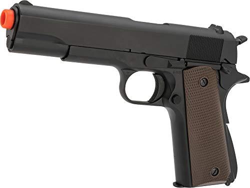 Evike Matrix 1911 GI Style Full Metal Gas Blowback Airsoft Pistol