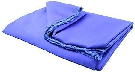Blaues Pokertuch, 1 m