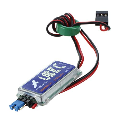 Part & Accessories 3A UBEC w/RF Noise Reduction RC Output BEC Switch Mode For Lipo (Switch Bec)