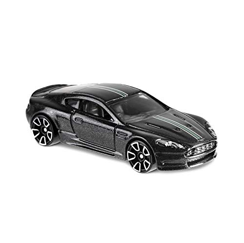 Hot Wheels 2019 Hw Exotics - Aston Martin DBS, Black 224/250