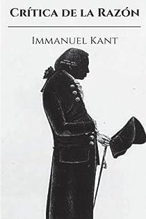 Crítica de la Razón Pura par Kant