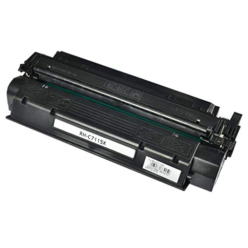KCYMTONER 1 Pack Compatible High Yield C7115X Toner Cartridge Replacement for Hewlett Packard use with HP 15X LaserJet 1000 1005 1150 1200 1300 3300 3310 3320 3330 3380 1220 1200n ()
