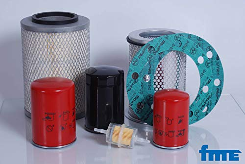 Kaeser Compressor M 50 Engine Deutz F2L511 D to 97 Filter Set: